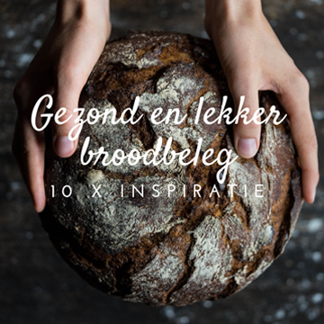 Gezond en lekker broodbeleg